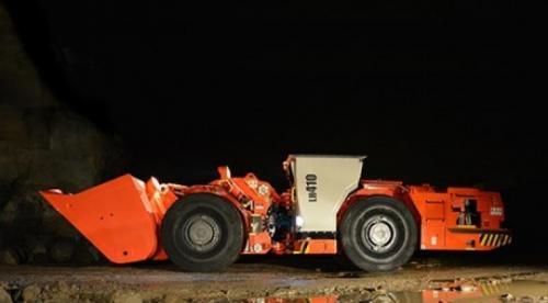 Погрузочно-доставочная машина LH 410